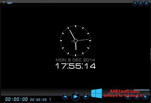 Ảnh chụp màn hình Daum PotPlayer cho Windows 8.1