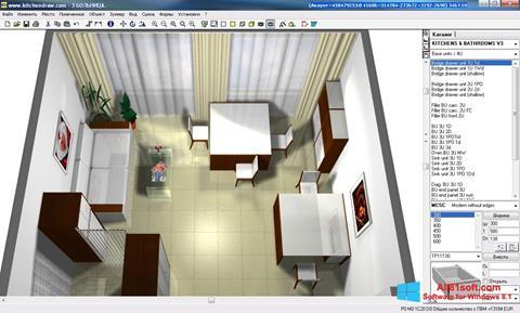 Ảnh chụp màn hình KitchenDraw cho Windows 8.1